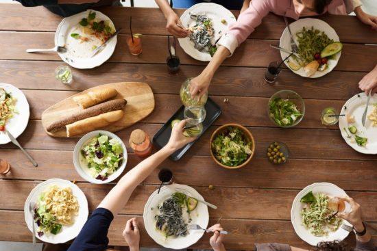Alimentația familiei