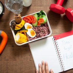 Program de nutriție&stil de viață sănătos în echipă